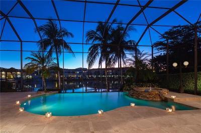 Naples Single Family Home For Sale: 1501 Ixora Dr