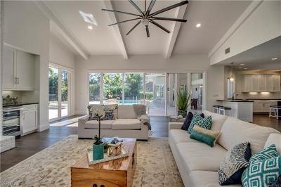 Naples Single Family Home For Sale: 4723 Oak Leaf Dr