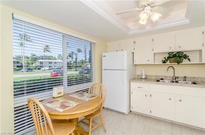 Naples Condo/Townhouse For Sale: 257 Palm Dr #257-1