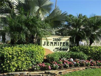Naples Condo/Townhouse For Sale: 2850 N Gulf Shore Blvd #308