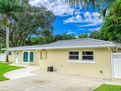 Fort Myers Single Family Home For Sale: 5421 Parker Dr