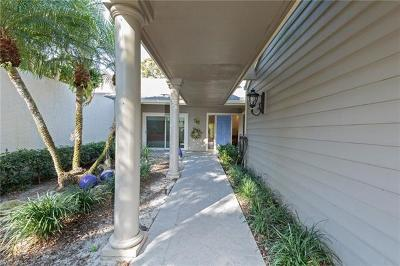 Naples Single Family Home For Sale: 411 N Edgemere Way