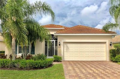 Naples Single Family Home For Sale: 8443 Benelli Ct
