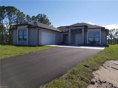 Naples Single Family Home For Sale: 4210 NE 18th Ave