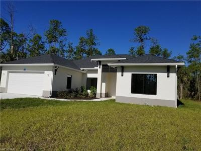 Naples Single Family Home For Sale: 3505 SE 4th Ave