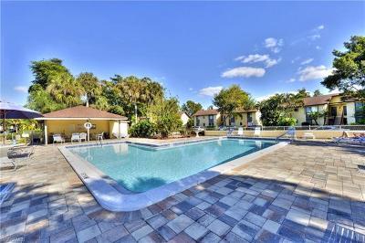Naples FL Condo/Townhouse For Sale: $122,000