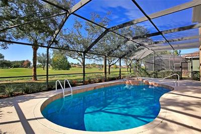 Naples Single Family Home For Sale: 14620 Beaufort Cir