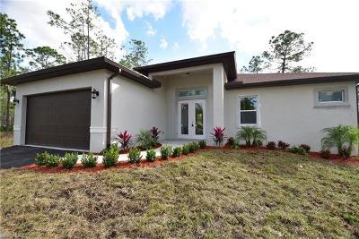 Naples Single Family Home For Sale: 3960 NE 27th Ave