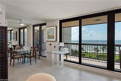 Naples Condo/Townhouse For Sale: 4551 N Gulf Shore Blvd #901