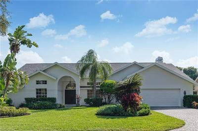Naples Single Family Home For Sale: 1918 Imperial Golf Course Blvd