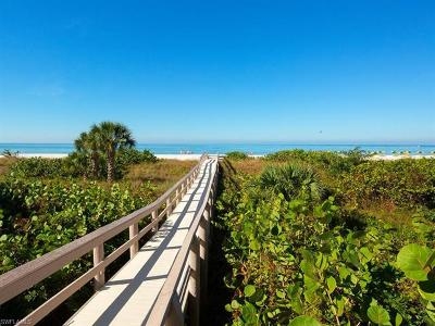 Sandcastle At Marco Beach Condo/Townhouse For Sale: 720 S Collier Blvd #104