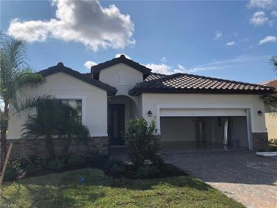 Naples Single Family Home For Sale: 4362 Bismark Way