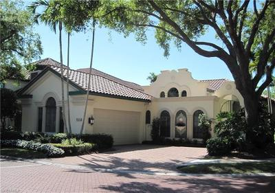 Single Family Home For Sale: 8095 Vizcaya Way