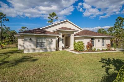 Naples FL Single Family Home For Sale: $398,700