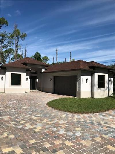 Naples Single Family Home For Sale: 1085 NE 14th Ave