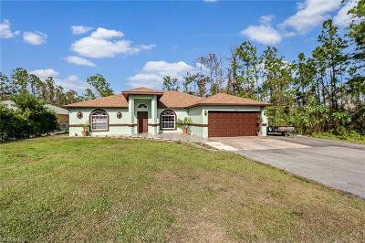 Naples Single Family Home For Sale: 2545 NE 27th Ave