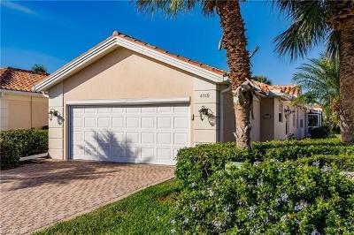 Naples Single Family Home For Sale: 4119 Los Altos Ct