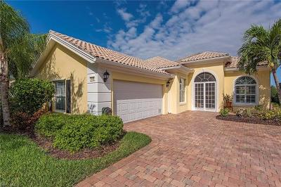 Naples Single Family Home For Sale: 7995 Valentina Ct