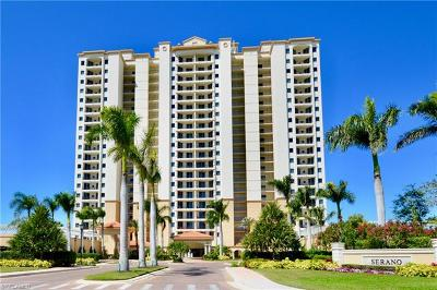Naples Condo/Townhouse For Sale: 1065 Borghese Ln #304