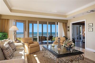 Naples FL Condo/Townhouse For Sale: $4,195,000