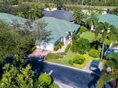 Naples Single Family Home For Sale: 937 Vistana Circle