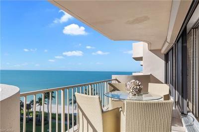 Condo/Townhouse For Sale: 4005 N Gulf Shore Blvd #802