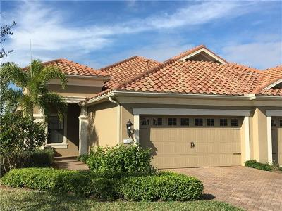 Fort Myers Single Family Home For Sale: 4420 Waterscape Ln