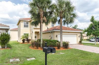 Fort Myers Single Family Home For Sale: 11325 Pond Cypress St