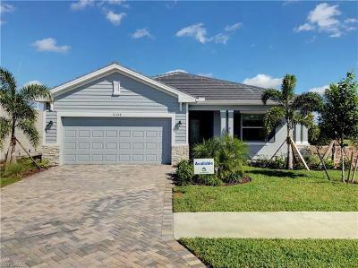 Bonita Springs Single Family Home For Sale: 16188 Bonita Landing Cir