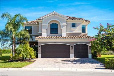 Naples Single Family Home For Sale: 2826 Thunder Bay Cir