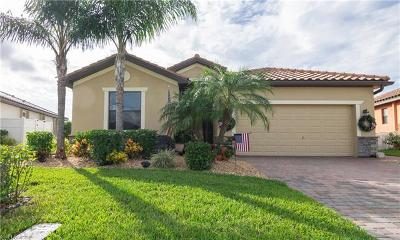 Fort Myers Single Family Home For Sale: 2887 Via Piazza Loop