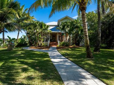 Naples Single Family Home For Sale: 2040 Longboat Dr #11