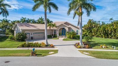 Marco Island Single Family Home For Sale: 930 E Inlet Dr