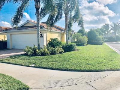 Naples Single Family Home For Sale: 8670 Erice Ct
