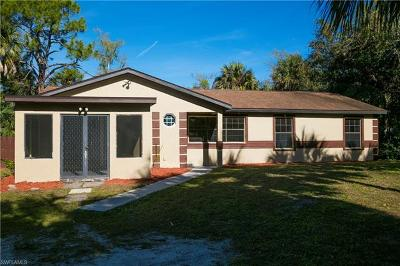 Naples Single Family Home For Sale: 231 NW 14th Ave