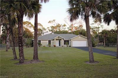 Naples Single Family Home For Sale: 790 SE 2nd St