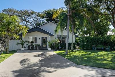 Naples Single Family Home For Sale: 1196 N 10th Ave
