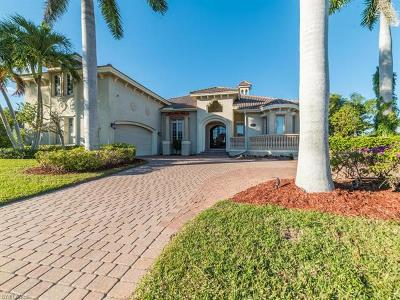 Marco Island Single Family Home For Sale: 1430 Salvadore Ct