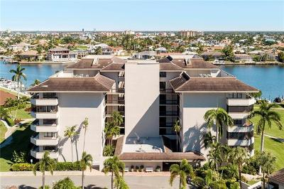 Marco Island Condo/Townhouse For Sale: 601 Seaview Ct #C-404