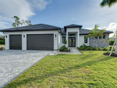 Naples Single Family Home For Sale: 214 Legacy Ct