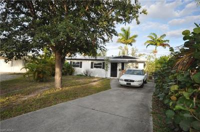 Naples Single Family Home For Sale: 576 N 14th St