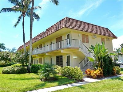 Marco Island Condo/Townhouse For Sale: 240 N Collier Blvd #G6