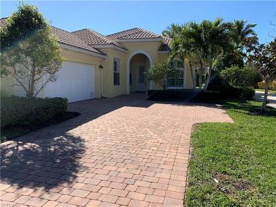 Naples Single Family Home For Sale: 7640 Garibaldi Ct