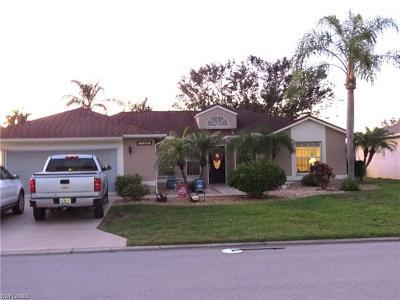 Estero Single Family Home For Sale: 20690 Horse Hame