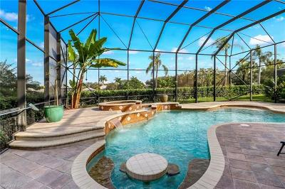 Naples Single Family Home For Sale: 2222 Campestre Ter