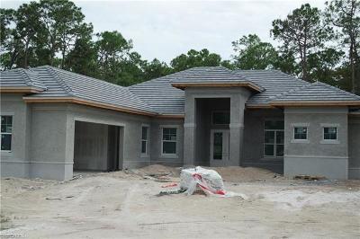 Bonita Springs Single Family Home For Sale: 9422 Strike Ln