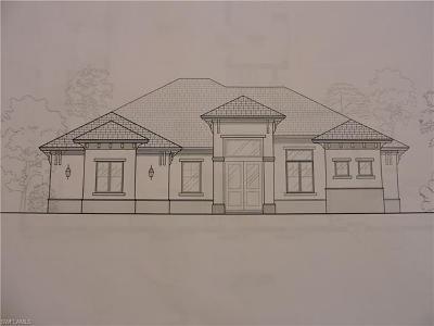 Bonita Springs Single Family Home For Sale: 9530 Strike Ln