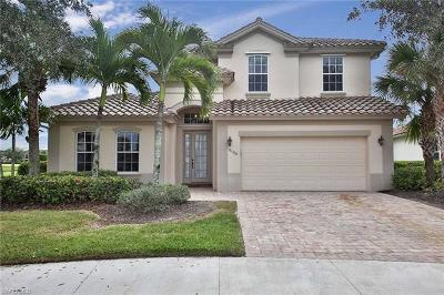 Naples FL Single Family Home For Sale: $549,500