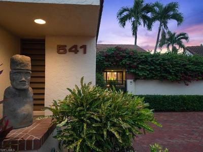 Single Family Home For Sale: 541 Bay Villas Ln