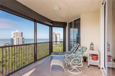 Condo/Townhouse For Sale: 8930 Bay Colony Dr #1202
